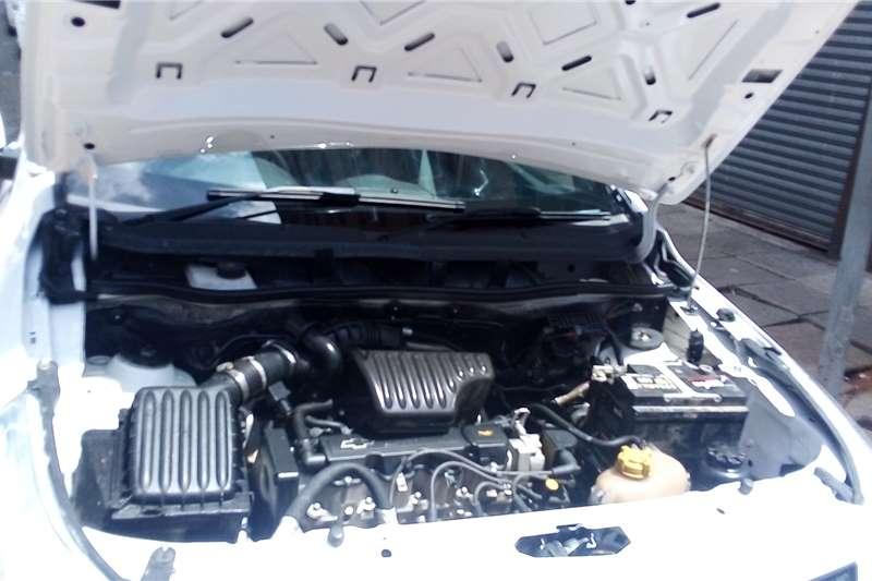 2014 Chevrolet Utility Utility 1.4 Sport