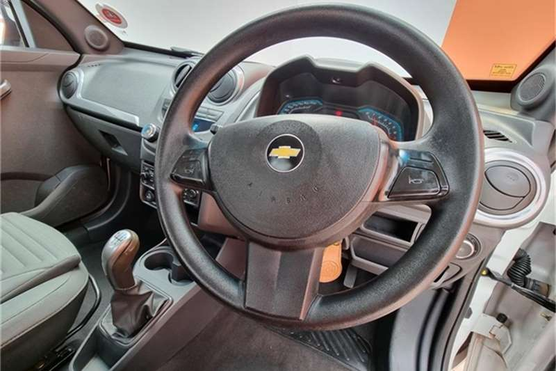 Used 2014 Chevrolet Utility 1.4 Sport