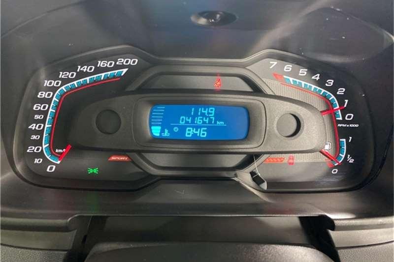 2017 Chevrolet Utility Utility 1.4 Sport