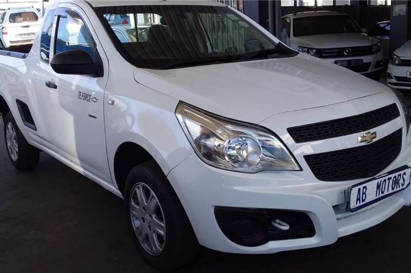 Used 2015 Chevrolet Utility 1.4 Ute Force