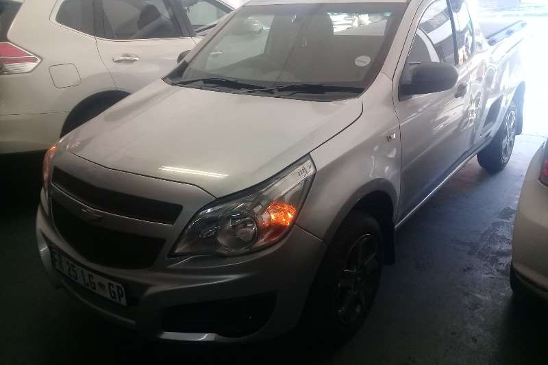 Chevrolet Utility 1.4 UteForce Edition 2015