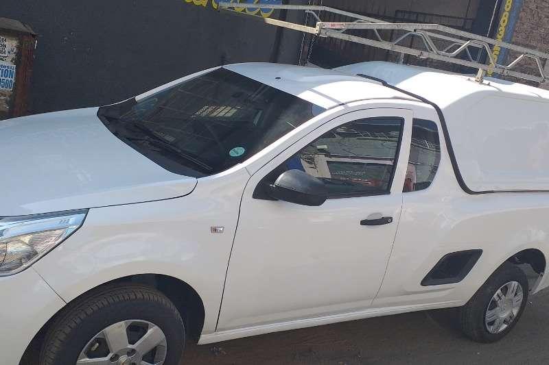 Chevrolet Utility 1.4 UteSpaza Edition 2016