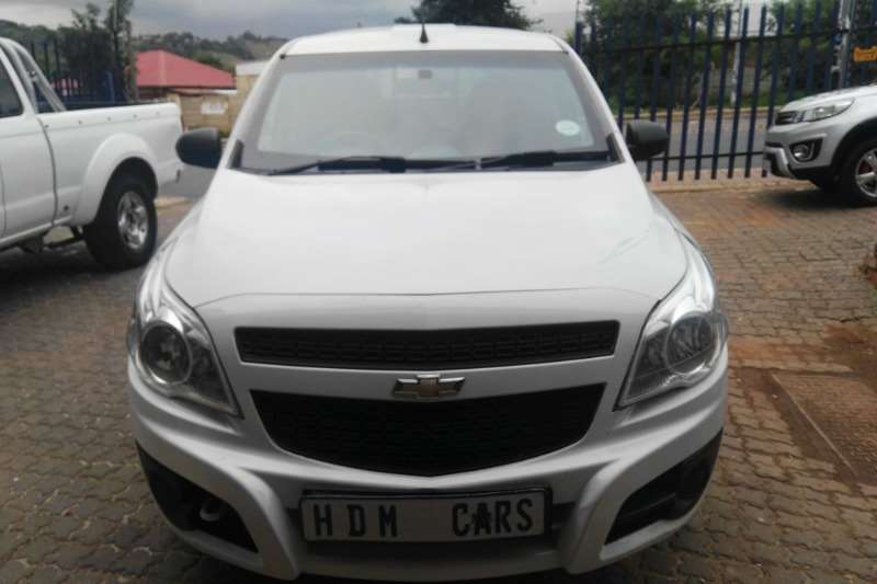 Chevrolet Utility 1.4 UteWorking Edition (aircon+ABS) 2015