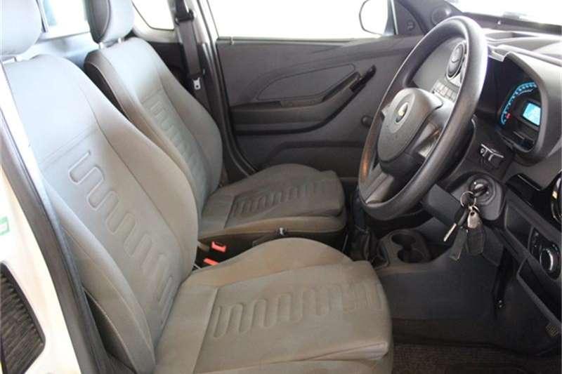 Chevrolet Utility 1.8 2012