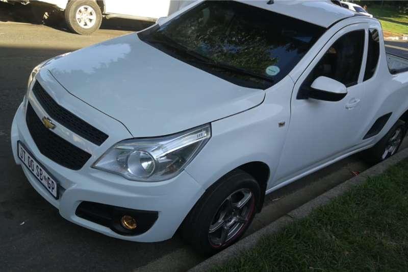 Used 2012 Chevrolet Utility 1.8