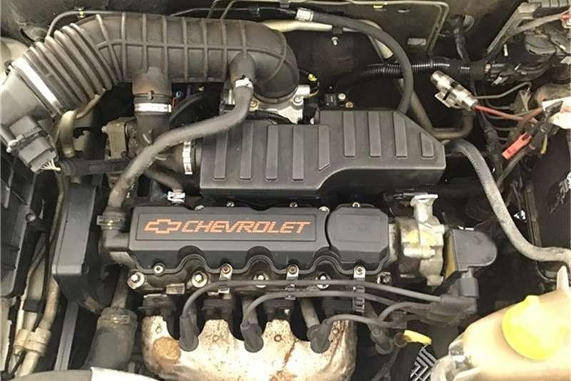 Chevrolet Utility 1.8 2013