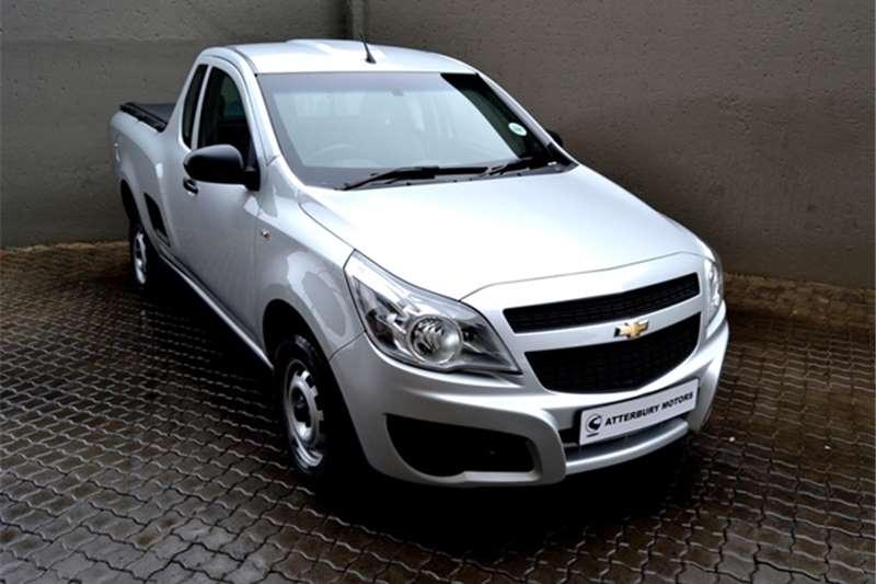 Chevrolet Utility 1.8 2014