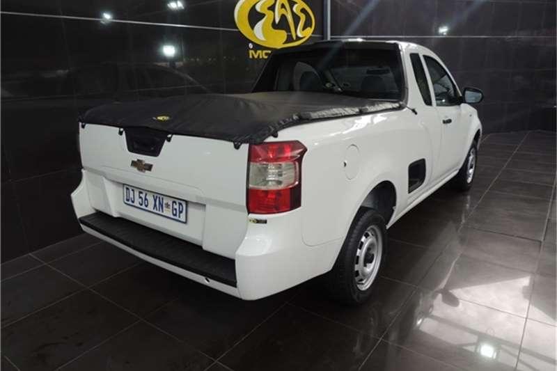 Used 2014 Chevrolet Utility 1.8
