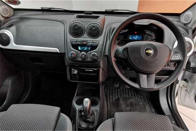Used 2015 Chevrolet Utility 1.8
