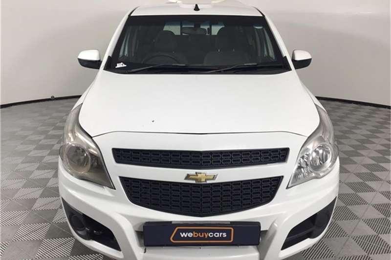 Chevrolet Utility 1.8 Club 2013