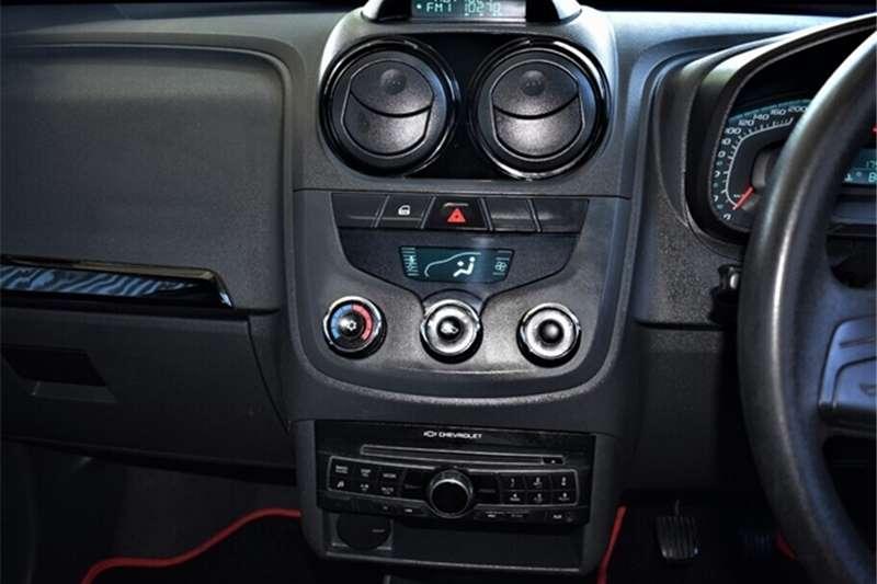 2013 Chevrolet Utility Utility 1.8 Club