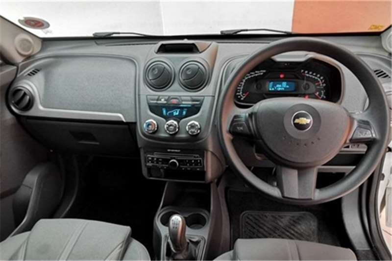 2015 Chevrolet Utility Utility 1.8 Club