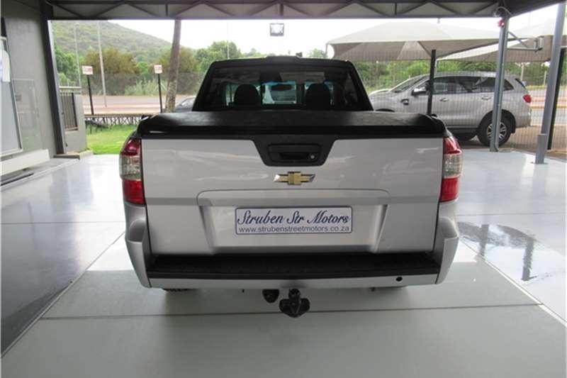 Chevrolet Utility 1.8 Club 2017