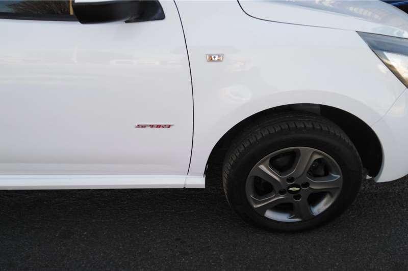 Used 2017 Chevrolet Utility 1.8 Sport