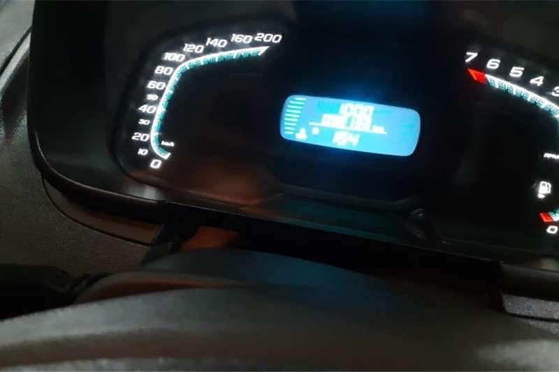 Used 2016 Chevrolet Utility