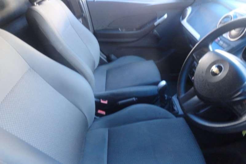 2013 Chevrolet Utility 1.4 (aircon+ABS)