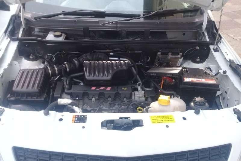 2014 Chevrolet Utility 1.4 (aircon)