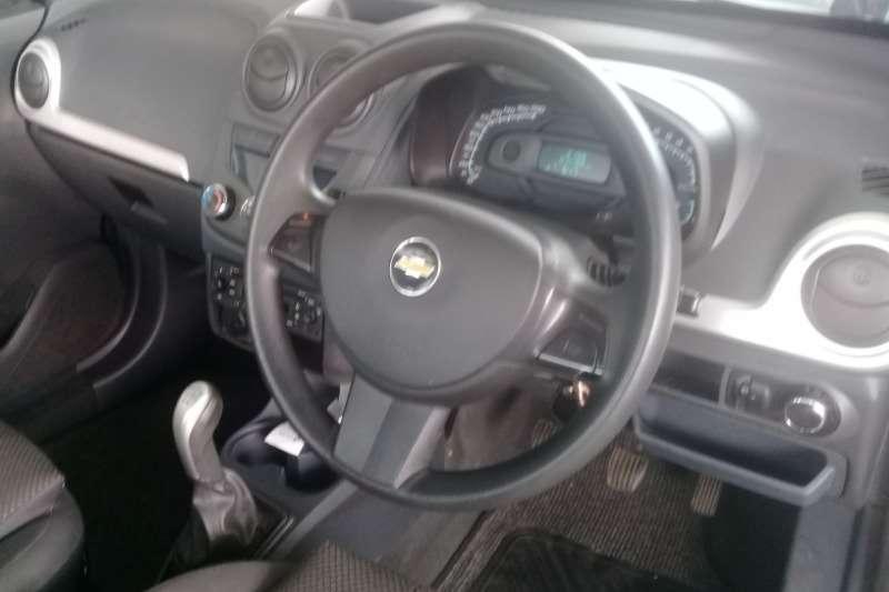 2016 Chevrolet Utility 1.4