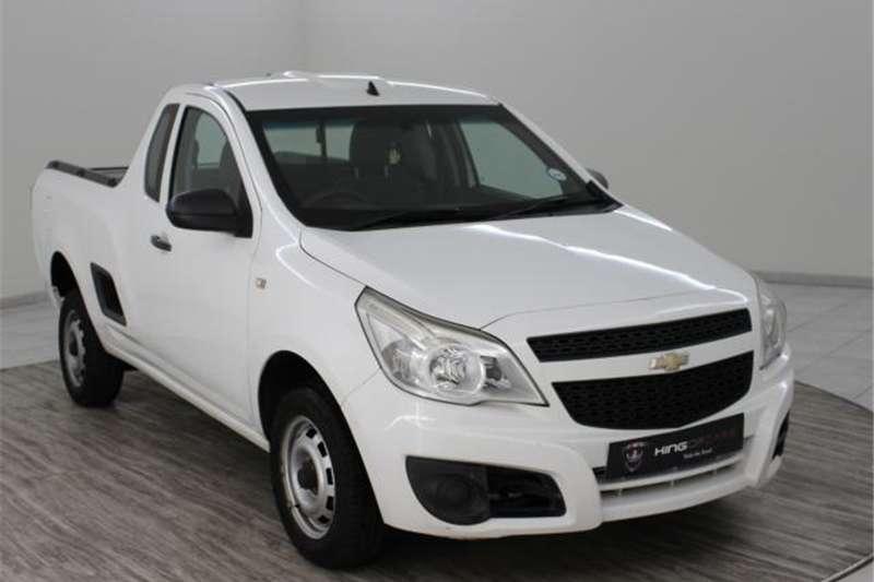 2013 Chevrolet Utility 1.8