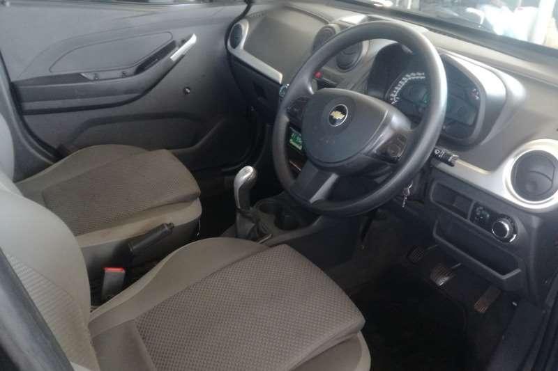2014 Chevrolet Utility 1.4