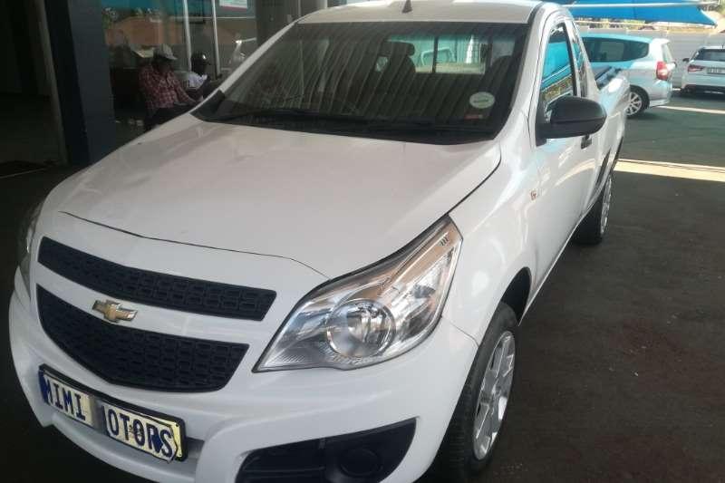 2016 Chevrolet Utili