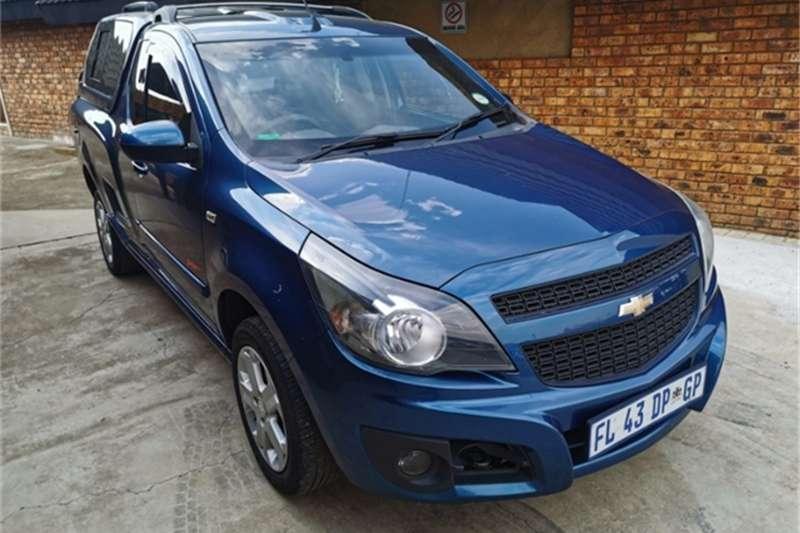 2012 Chevrolet Utility 1.4 Sport