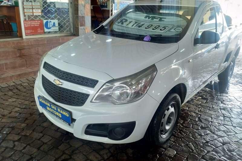 2012 Chevrolet Utility 1.8