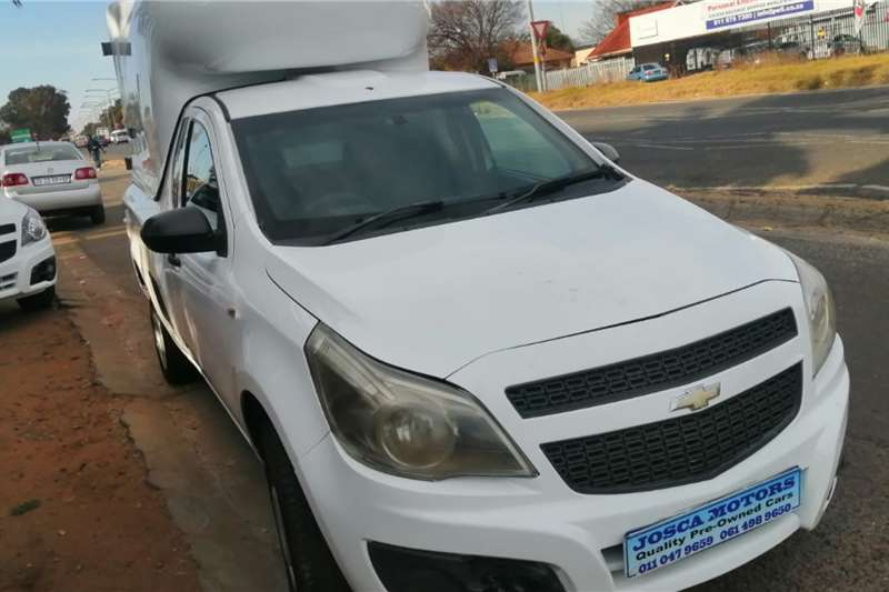2016 Chevrolet Utility