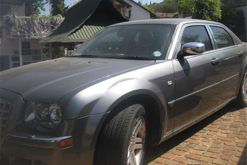 Chrysler 300C 3.0CRD Luxury Series 2006