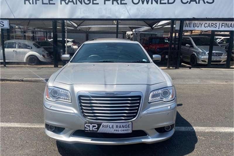 Used 2012 Chrysler 300C 3.0CRD Luxury Series