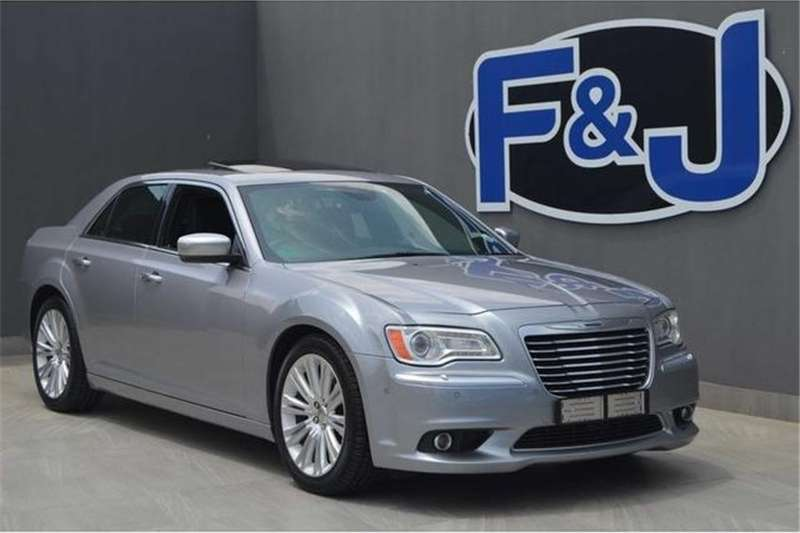Chrysler 300C 3.0CRD Luxury Series 2013