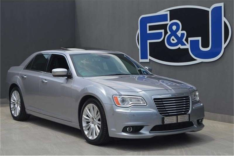 Chrysler 300C 3.0CRD Luxury Series 2013