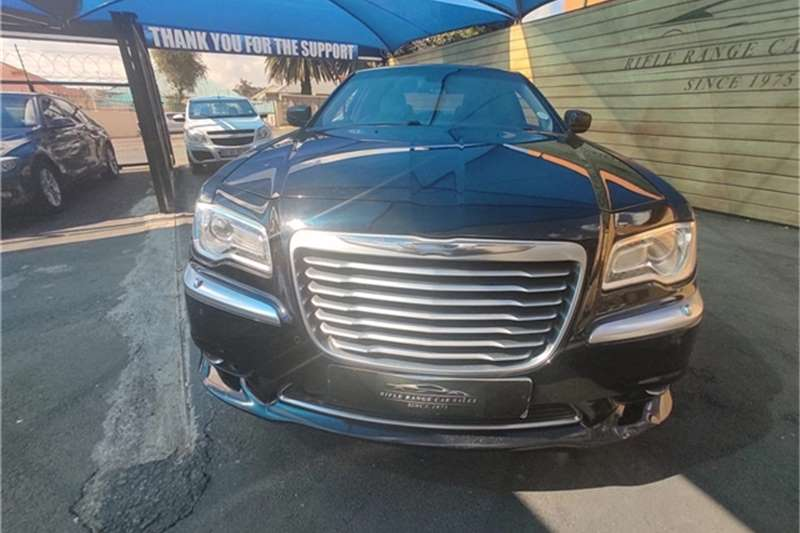 Used 2013 Chrysler 300C 3.0CRD Luxury Series