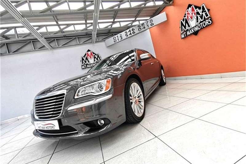 Chrysler 300C 3.0CRD Luxury Series 2015