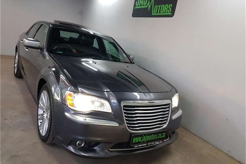 Chrysler 300C 3.6 Luxury Series 2013