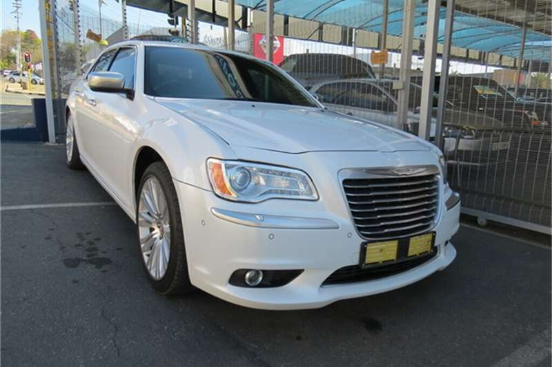 Chrysler 300C 3.6 Luxury Series 2014