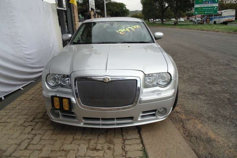 Chrysler 300C HEMI SRT 8 2009