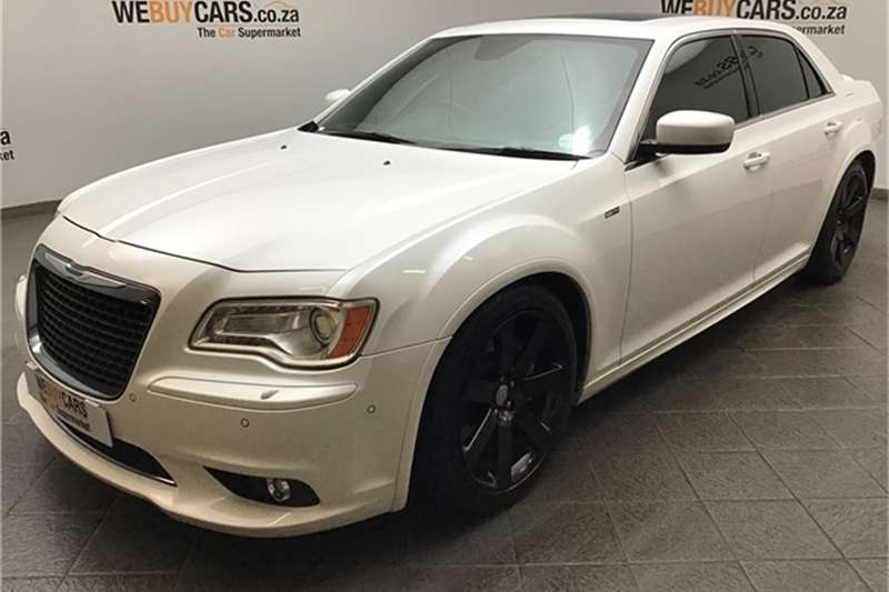 Chrysler 300C SRT8 2013