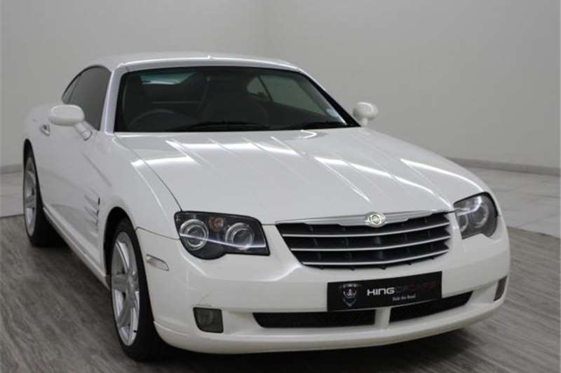 Chrysler Crossfire 3.2 coupé Limited automatic 2004