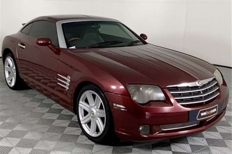 2005 Chrysler Crossfire Crossfire 3.2 coupé Limited automatic