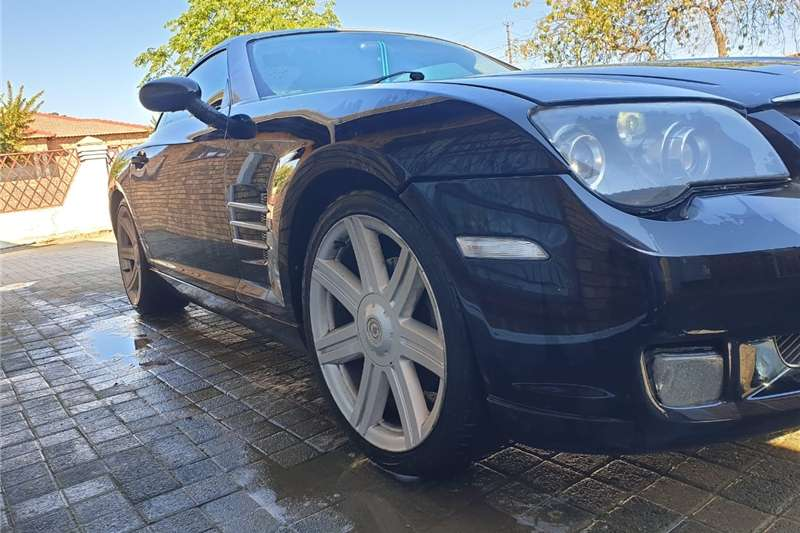 Chrysler Crossfire 3.2 Roadster Limited automatic 2005