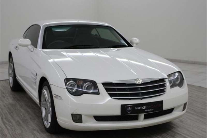 2004 Chrysler Crossfire 3.2 coupé Limited automatic