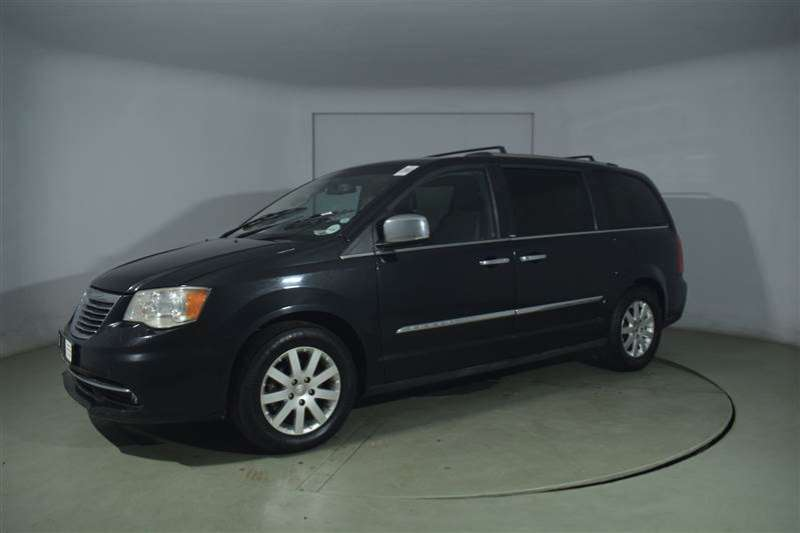 Chrysler Grand Voyager 2.8 LIMITED A/T 2012