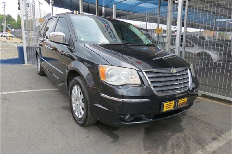 Chrysler Grand Voyager 2.8CRD Limited 2010