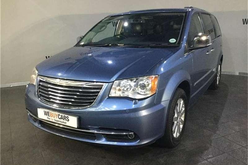 Chrysler Grand Voyager 2.8CRD Limited 2011