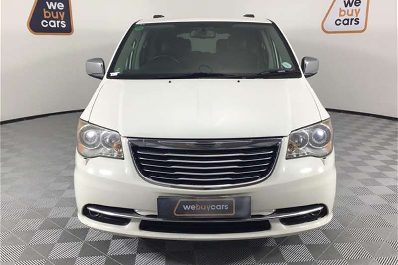 Chrysler Grand Voyager 2.8CRD Limited 2011
