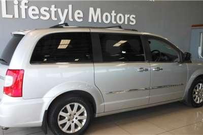 Chrysler Grand Voyager 2.8CRD Limited 2012