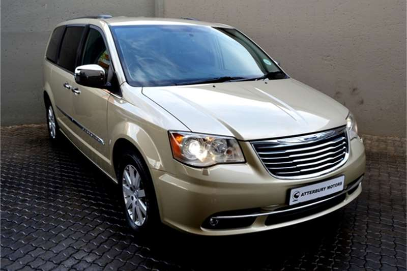 Chrysler Grand Voyager 2.8CRD Limited 2012