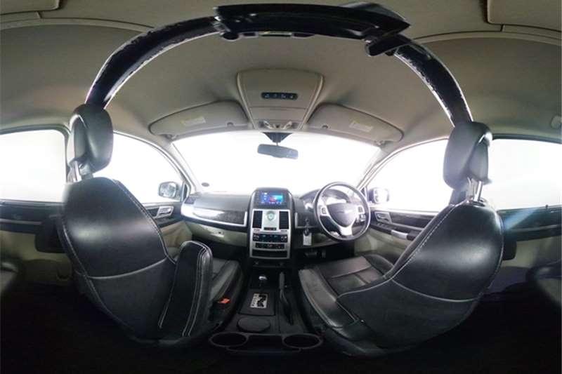 2012 Chrysler Grand Voyager Grand Voyager 2.8CRD Limited