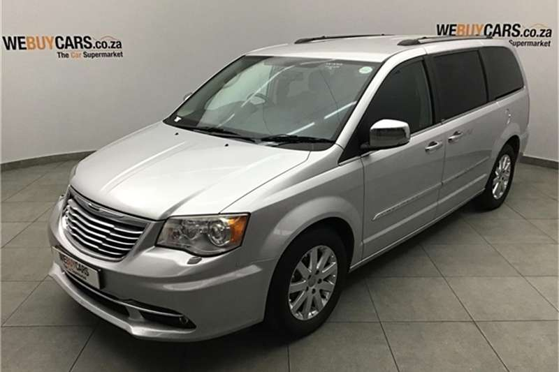 Chrysler Grand Voyager 2.8CRD Limited 2013